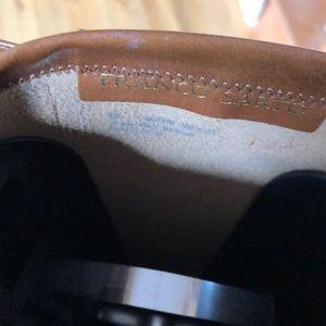 Franco Sarto Shoes - Franco Sarto size 8 brown boots man made material